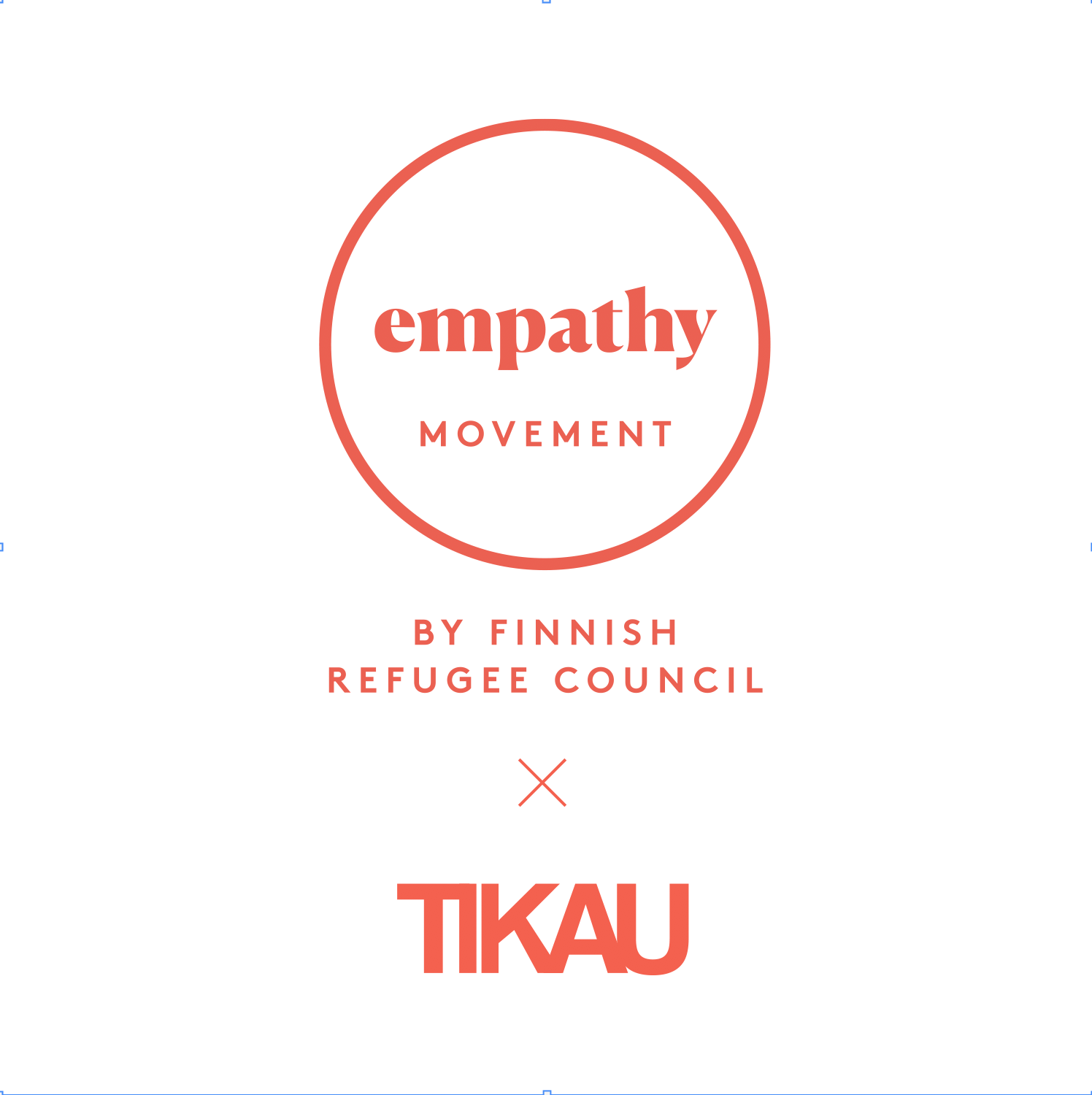 Empathy Movement X TIKAU